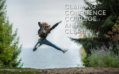 Claiming Confidence, Courage and Clarity Webinar